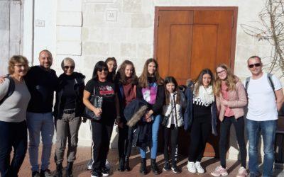 Mobilnost Erasmus+ HEART v Massafra 1 dan