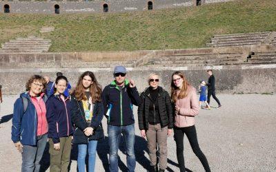 Mobilnost Erasmus+ HEART v Massafra 4. dan