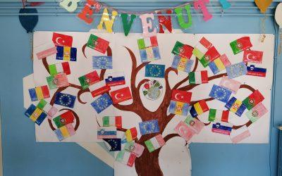 Mobilnost Erasmus+ HEART v Massafra 2. dan