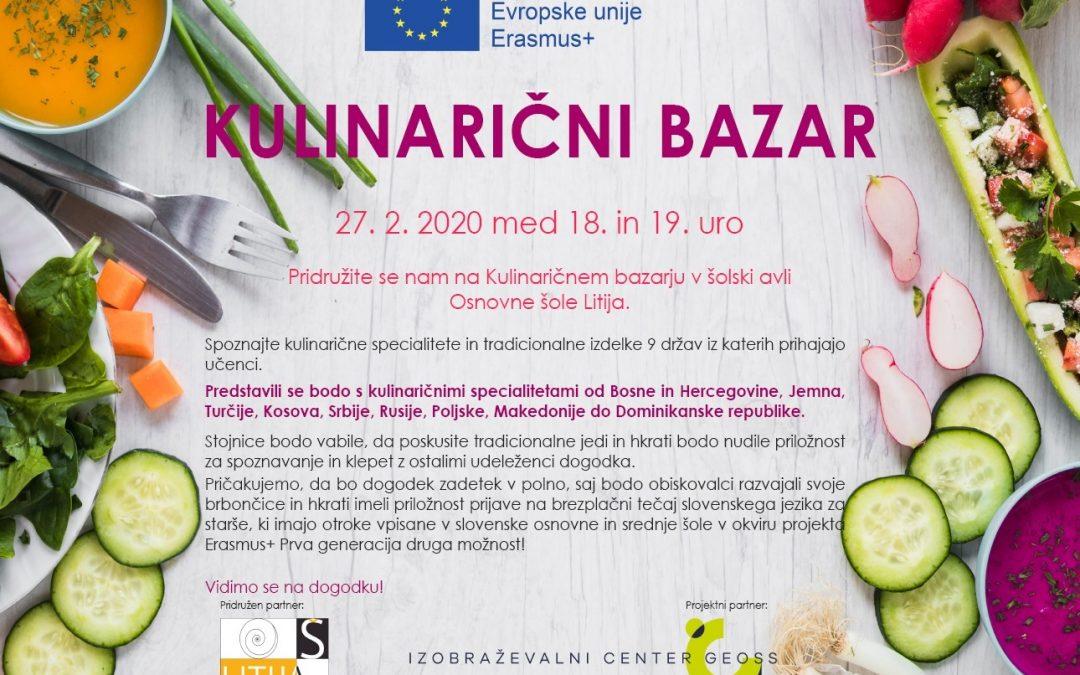 Kulinarični bazar
